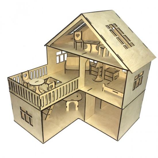 Casa Bonecas - B2432