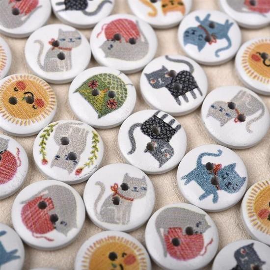 Conjunto de 5 botões - A9446