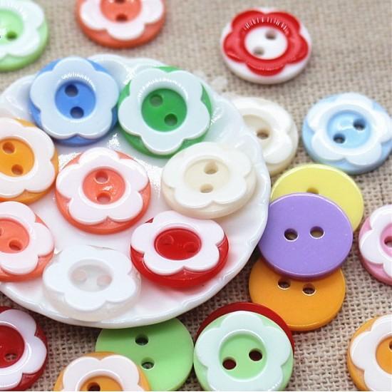 Conjunto de 10 botões - B3731