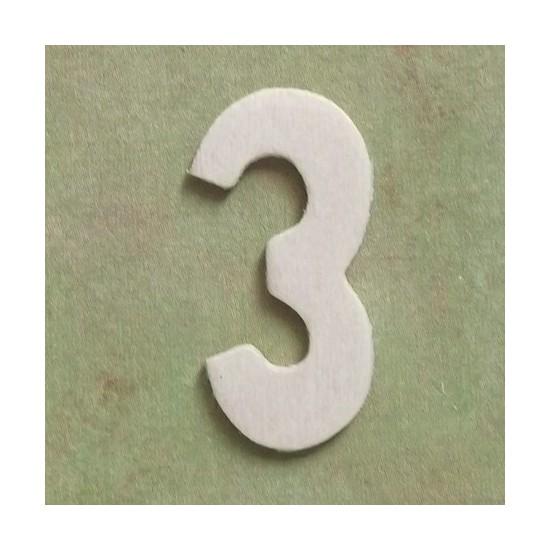 Número 3 - MDF