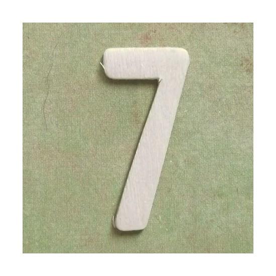 Número 7 - MDF