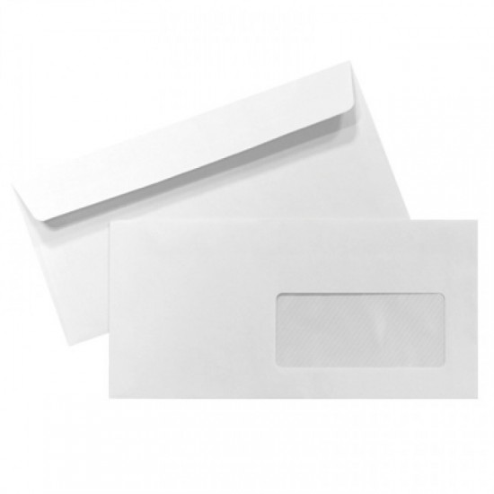 Envelopes DL C/Janela