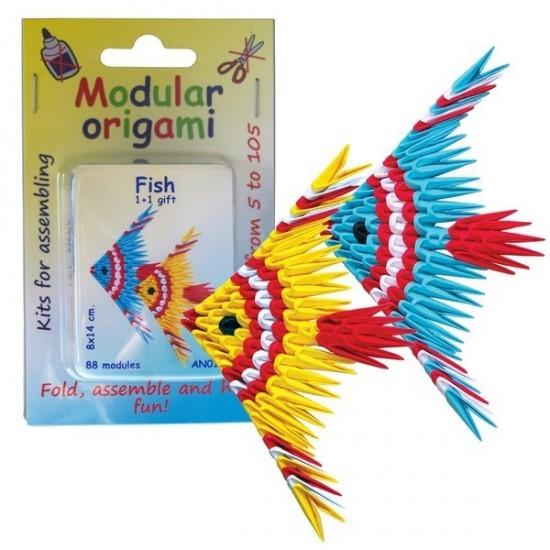 Kit Origami Peixe