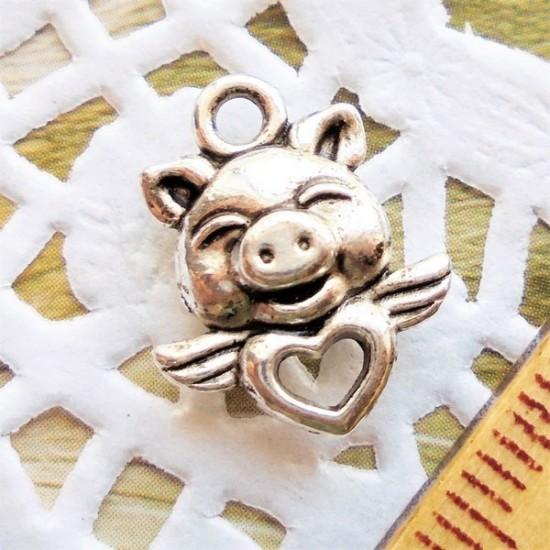 Pendente Porco - A9039PT
