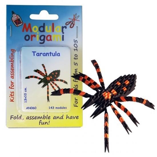 Kit Origami Tarantula