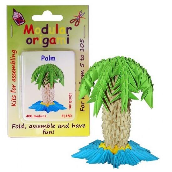 Kit Origami Palmeira