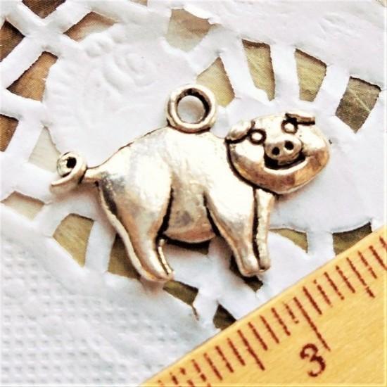 Pendente Porco - A9301PT