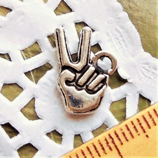 Pendente Mão - A9351PT