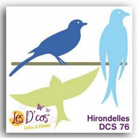 Cortador Pássaros - JDCS76