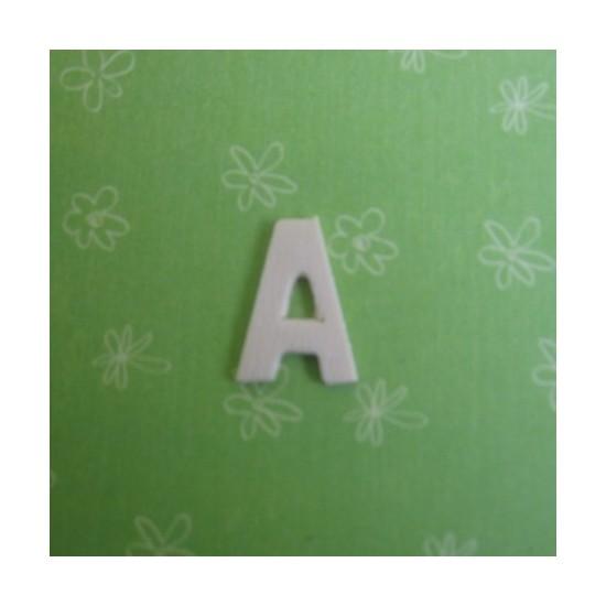 Letra A - MDF