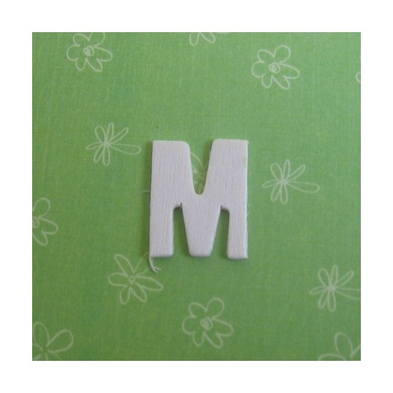 Letra M - MDF