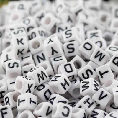 Contas com Letras