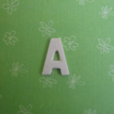 Letras e Números Simples