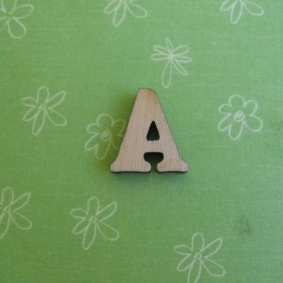 Letras e Números Queimados