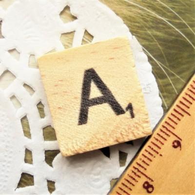 Letras e Números Scrabble